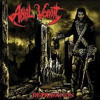 Anal Vomit - Depravation [CD]