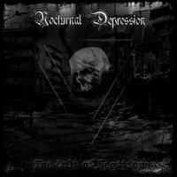 Nocturnal Depression - The Cult of Negation [CD]