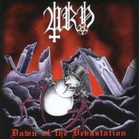 Urn - Dawn Of The Devastation [CD]