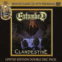 Entombed - Clandestine [CD+DVD]